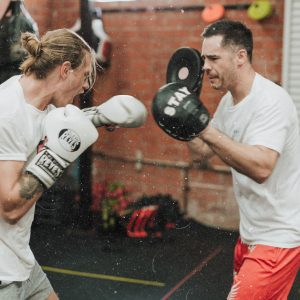 Personal training, One-on-One, Boxing training