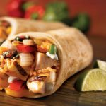Healthy Eating, clean eating, chicken wrap, weight loss